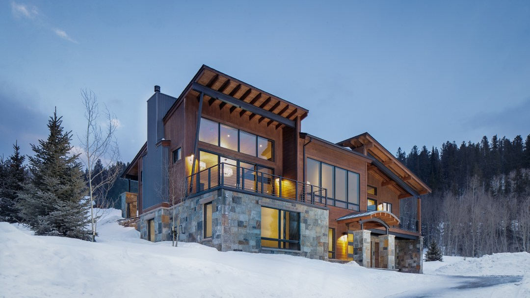 Barletta Custom Home Breckenridge CO