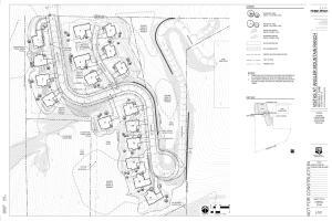 Angler Mountain Vistas Site Plan Arapahoe Architects