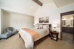 Cabins at Overlook Bedroom
