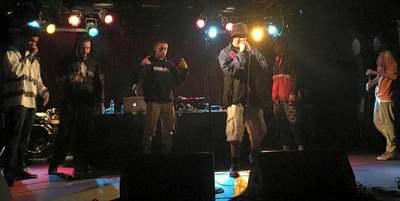 The Kundalinians perform.