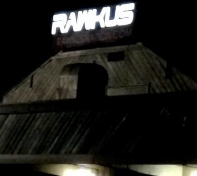 The Rawkus, a Colorado Springs venue.