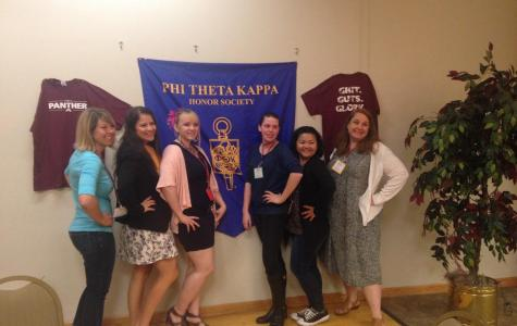 Phi Theta Kappa Honors Society Sigma Phi Chapter Represents ACC at Regional Conference