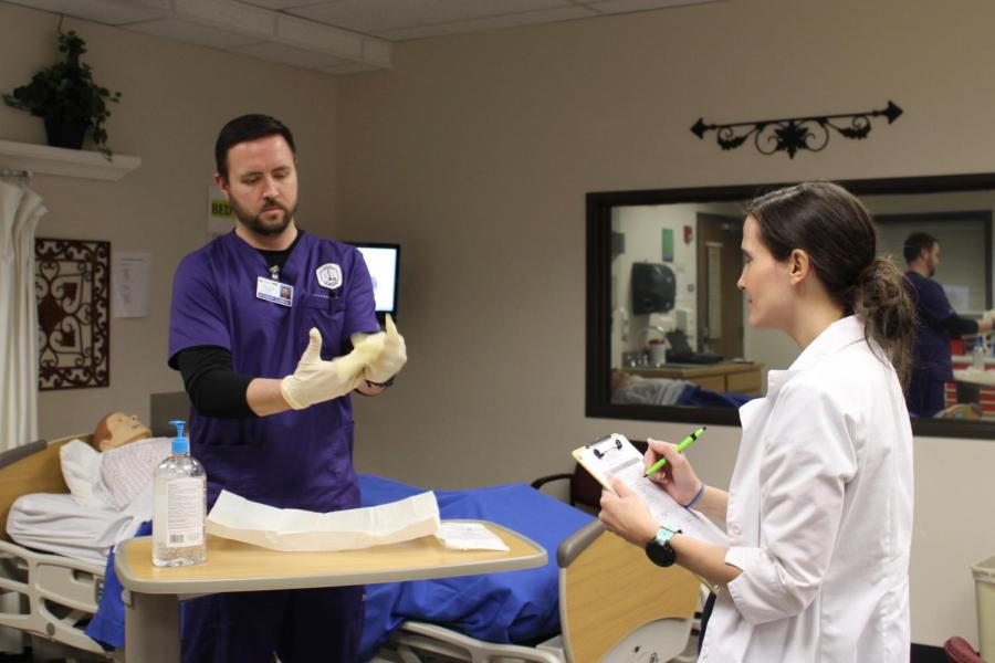 Acc Could Offer Bachelors Degrees In Nursing If Bill Passes The