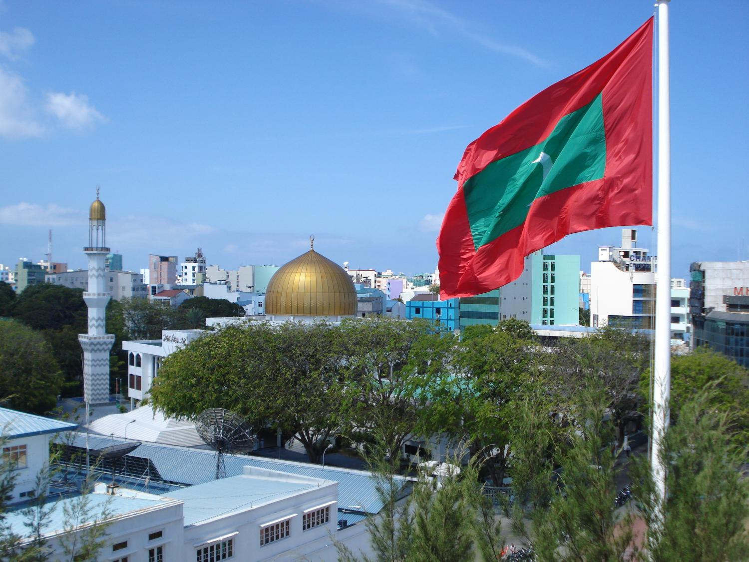 Maldives capital Malé