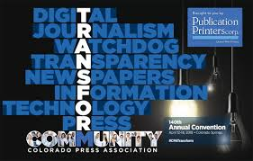 Interning with the Colorado Press Association: Newspaper media in transition