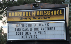 Two Suicides at Arapahoe High School