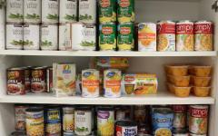 ACC Opens Student Food Pantry