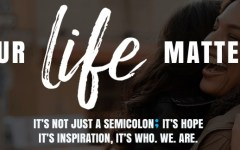 Raising Suicide Awareness on Semicolon Day