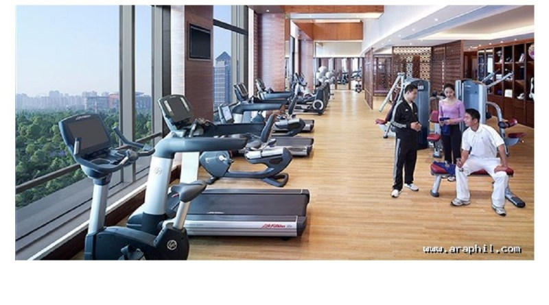 The Philippines  one of the most desired destinations for personal care, and health clubs