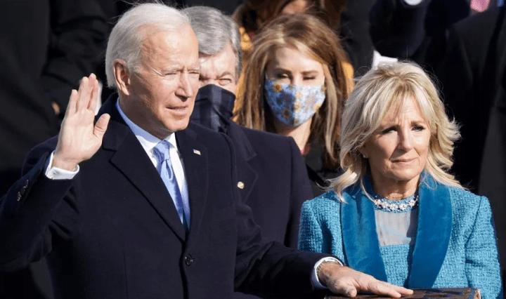 Joe-Biden-toma-posse-como-presidente
