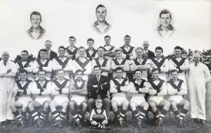 Ararat Football Club 1956