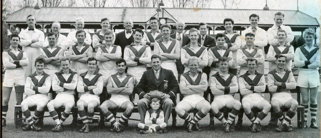 Ararat Football Club 1957