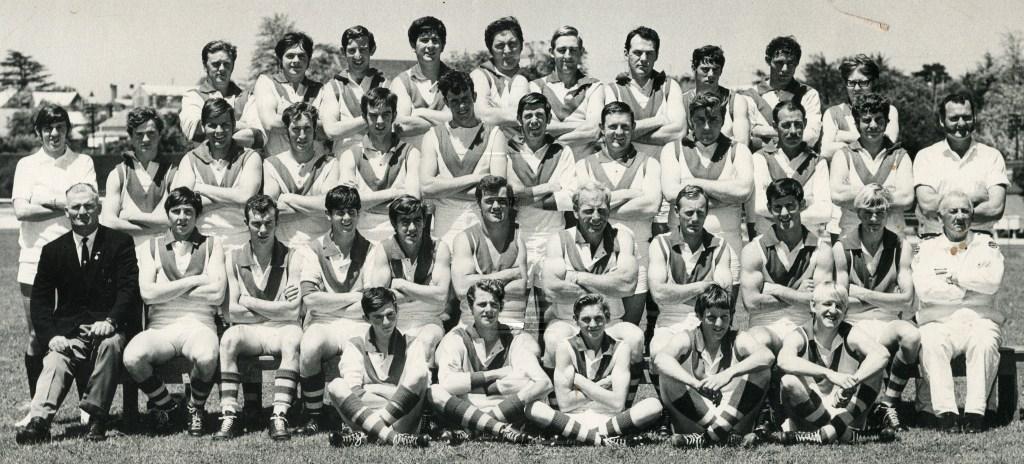 Ararat Football Club 1969
