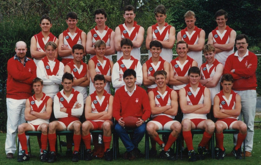 Ararat Football Club 1994 U/17 Runners-up