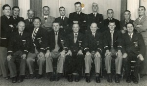 Ararat Football Club Committee 1953
