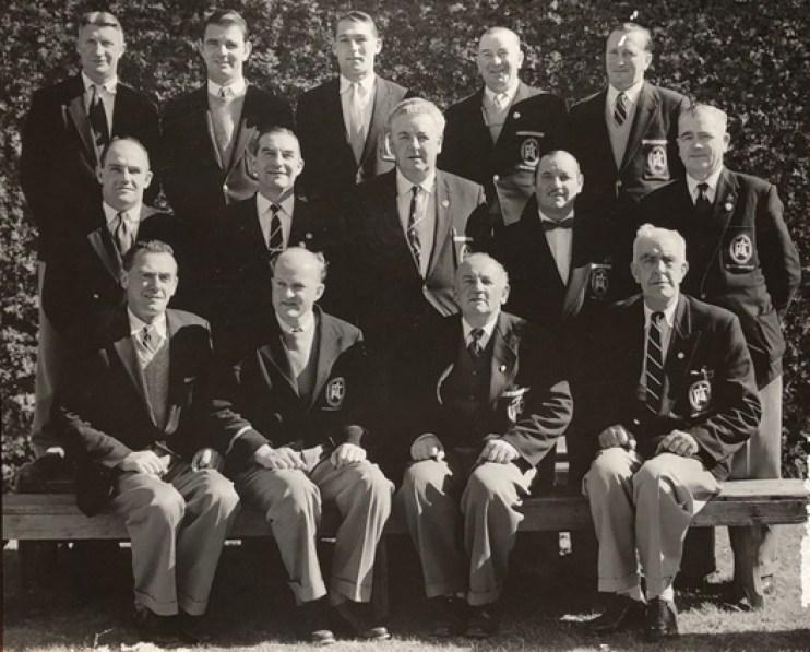 Ararat Football Club 1959 Committee 1