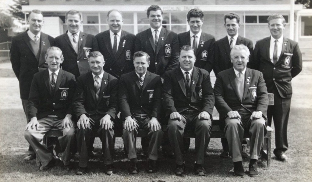 Ararat Football Club 1963 Social Committee