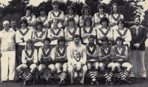 Ararat Football Club 1978 WFL Reserves Premiers