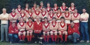 Ararat Football Club 1987 Reserve Prems