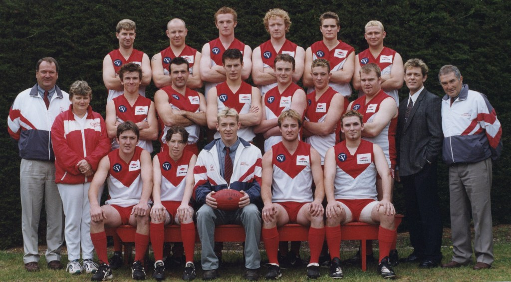 Ararat Football Club 2001 Reserves