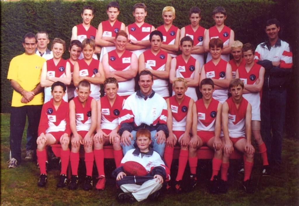 Ararat Football Club 2001 U/14