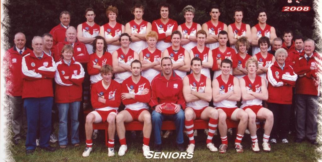 afc 2008 seniors