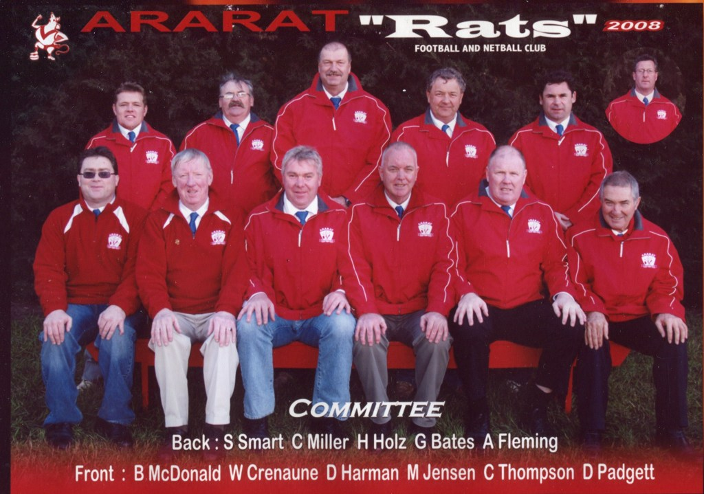 afc 2008 committee