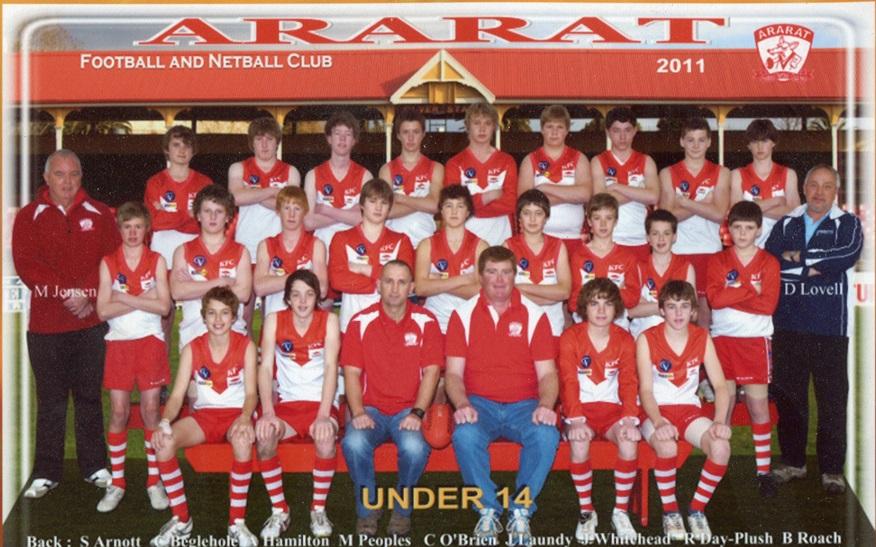 Ararat Football Club u14