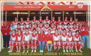 Ararat Football Club U/17