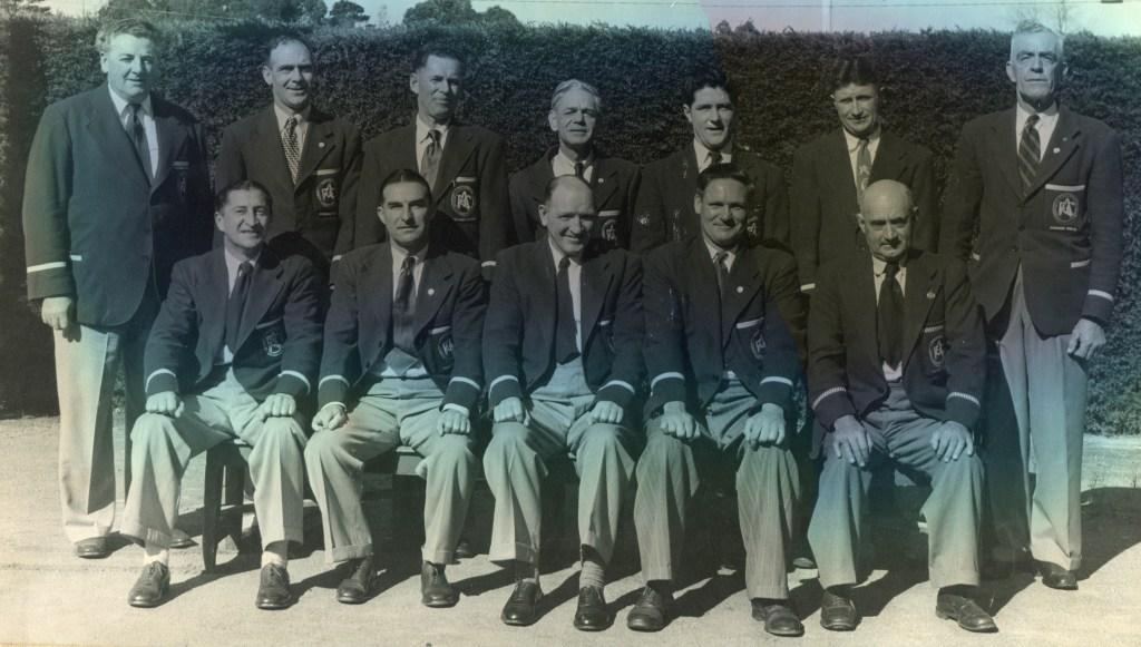 Ararat Football Club 1952 Comittee