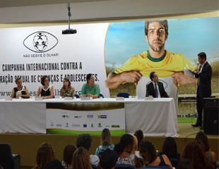 SESI lança campanha contra turismo sexual em Pernambuco