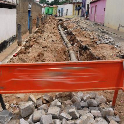 Descaso da Secretaria de Infraestrutura com a população só aumenta