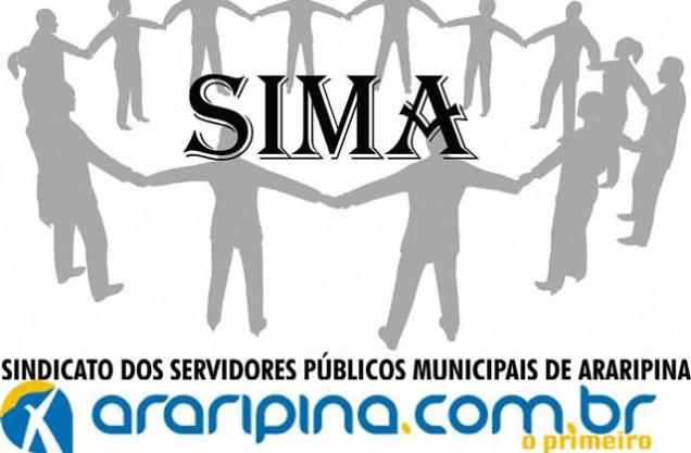 SIMA convoca servidores para assembleia hoje (30).