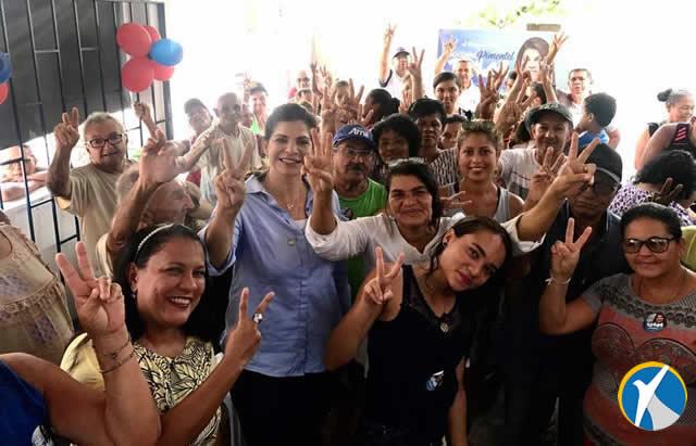 Socorro Pimentel se reúne com lideranças da região metropolitana do Recife