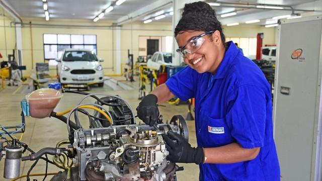 Senai oferece mais de 500 vagas em cursos profissionalizantes em Araripina