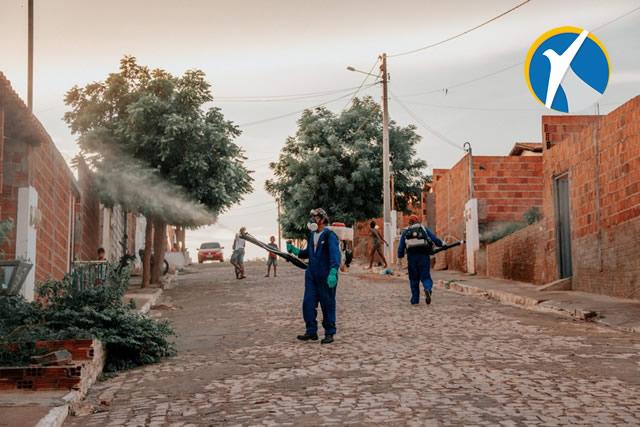 Combate as muriçocas é intensificado em Araripina