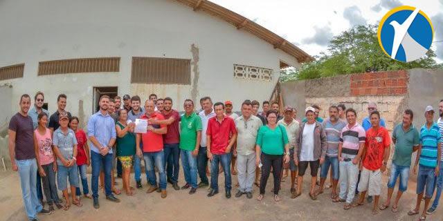 Prefeitura de Araripina assina ordem de serviço para reforma do abatedouro público municipal