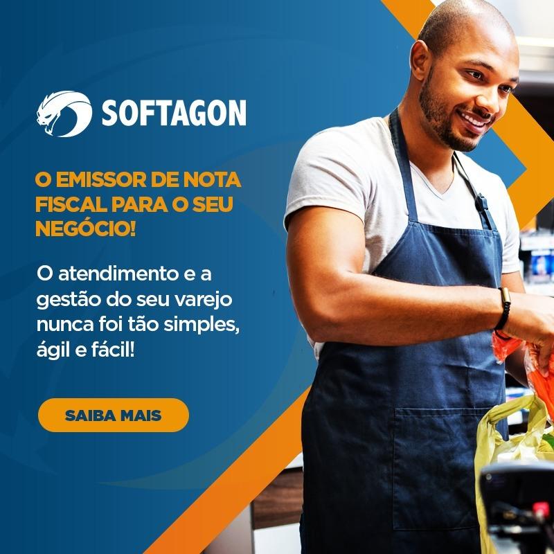 Teste grátis o emissor de nota fiscal Softagon
