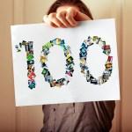ブログ100記事達成★アクセスアップにつながった記事を公開