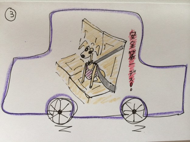 しつけ 犬を車に乗せる時の5つのポイント【犬の育て方 vol.19】