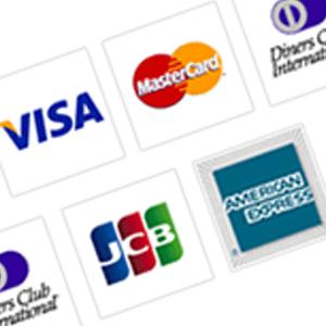 クレジットカード決済開始のお知らせ