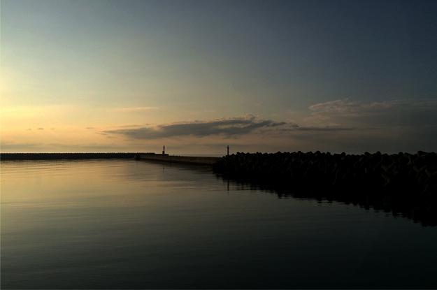 """この町を歩く """"淡路島でサンセットを眺めながら。"""""""