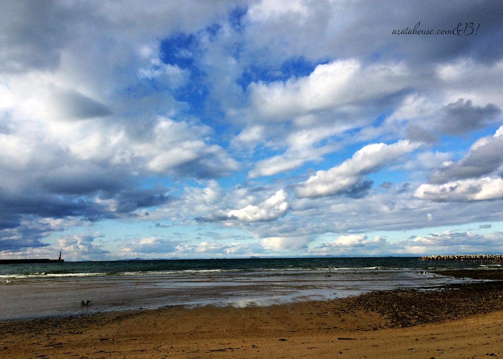 海からの風