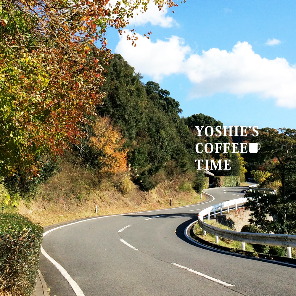 YOSHIE'S COFFEE TIME-チョコと、coffeeと、まめ。