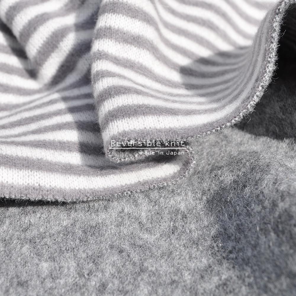イタグレ服|ふんわり、ほっこり、秋コーデ。リバーシブルニットでお洒落を楽しもう|日本製リバーシブルニット
