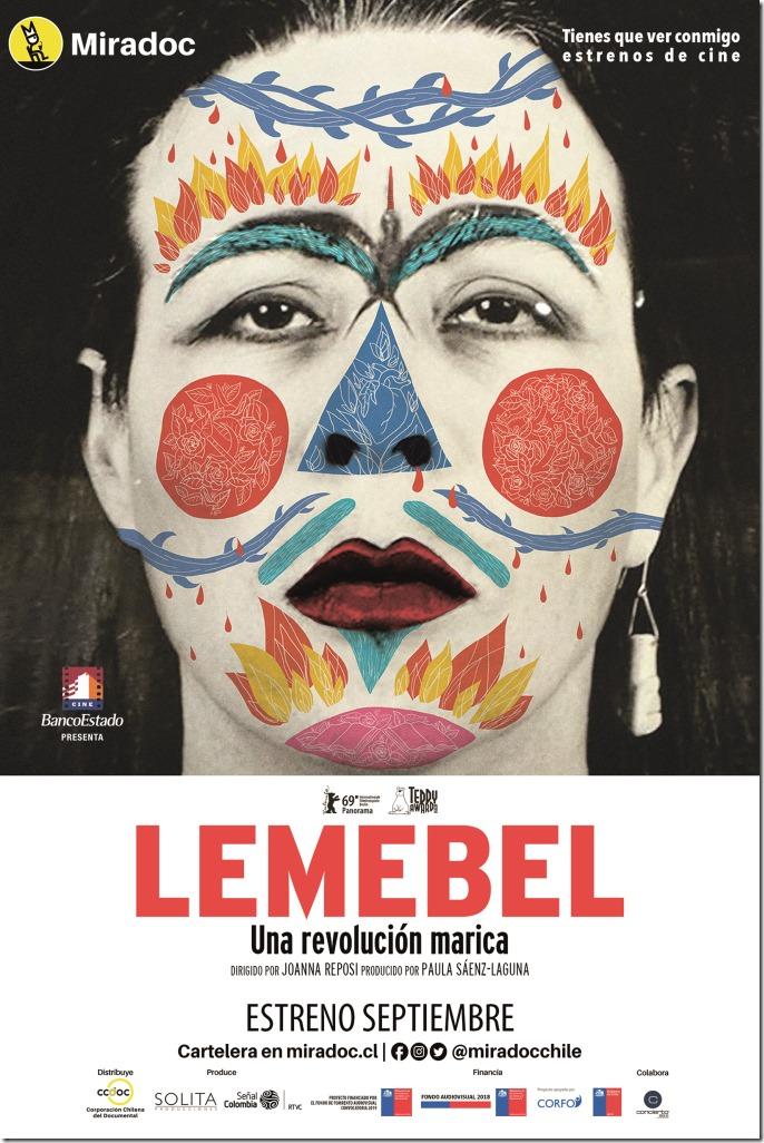 AFICHE_DOBLEcarta_LEMEBEL_Chile