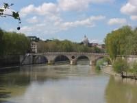 Río Tiber - Roma