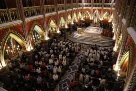 Sexta-feira - Celebração da Paixão do Senhor - Arautos do Evangelho - (1)