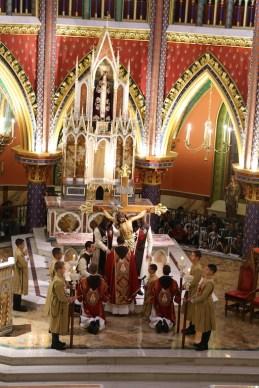 Sexta-feira - Celebração da Paixão do Senhor - Arautos do Evangelho - (16)