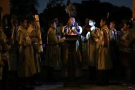 Vigília Pascal - Arautos do Evangelho - Basílica N. Sra. do Rosário de Fátima (3)